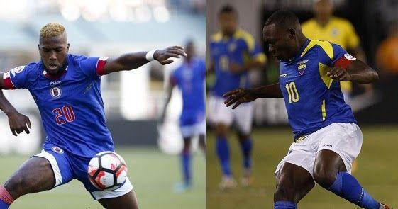 Ecuador vs Haiti en vivo Copa America Centenario | Futbol en vivo - Ecuador vs Haiti en vivo Copa America Centenario. Canales que pasan Ecuador vs Haiti en directo enlaces para ver online a que hora juegan el partido