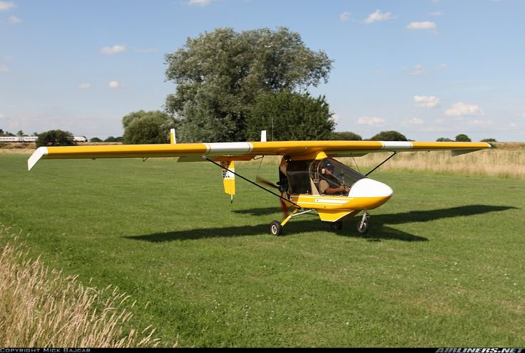 CFM Shadow DD G-PBEL #aviation #aircraft #microlight #ultralight #single #piston #rotax #uk