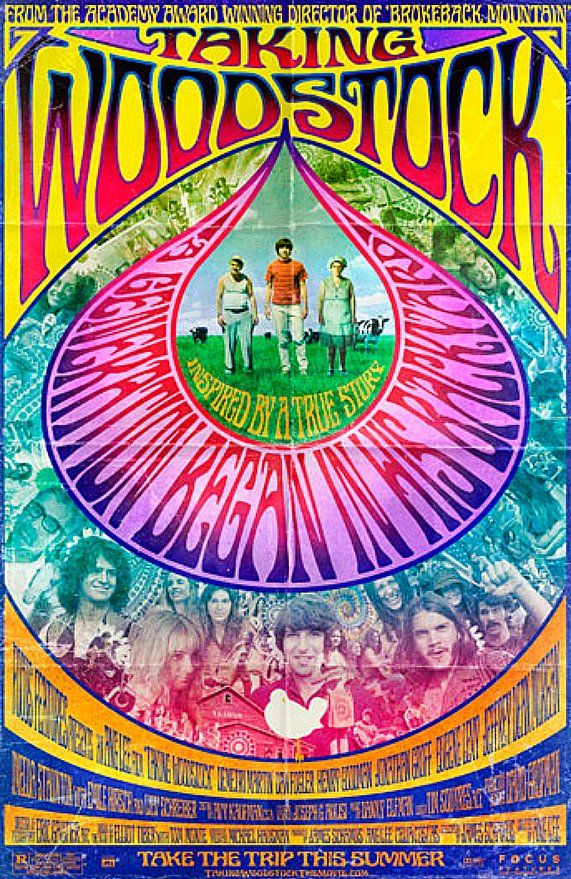 WOODSTOCK 1969 | Taking Woodstock (2009) I was at the one in 2009 GREAT TIME GREAT PEOPLE GREAT MUSIC