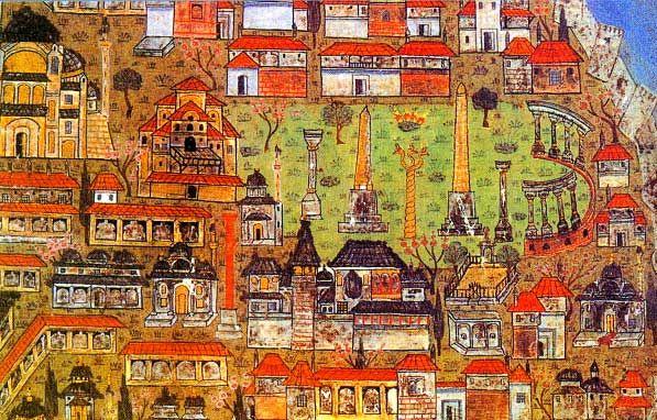 İstanbul-Matrakçı Nasuh-1536