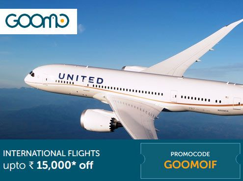 Upto Rs.15000 Off on International Flight Booking