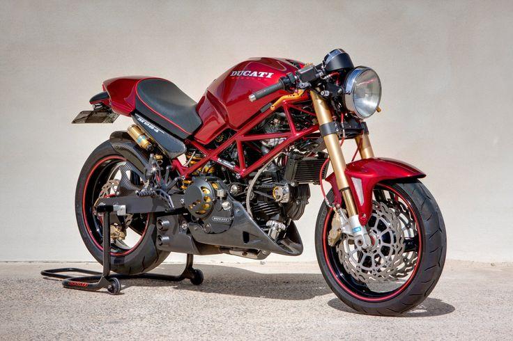 Custom Ducati Monster | Oz Monster custom thingy