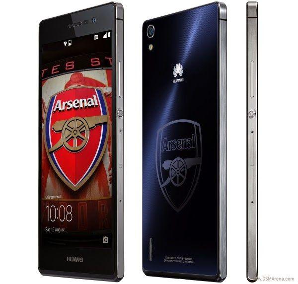Harga Hp 4g Lte Huawei Ascend P7 L10 Arsenal Black