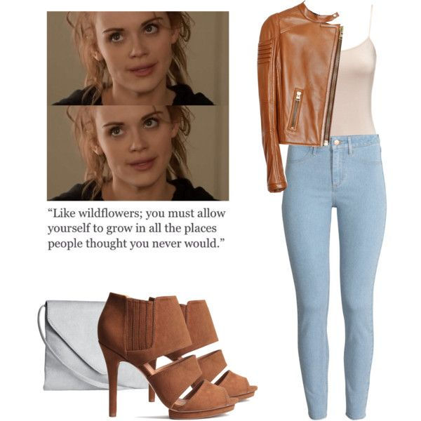 Lydia Martin - tw / teen wolf by shadyannon on Polyvore featuring moda, H&M and Tom Ford