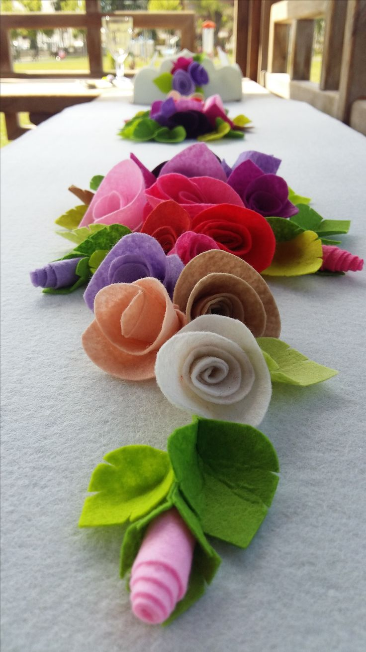 details of our colorful roses....