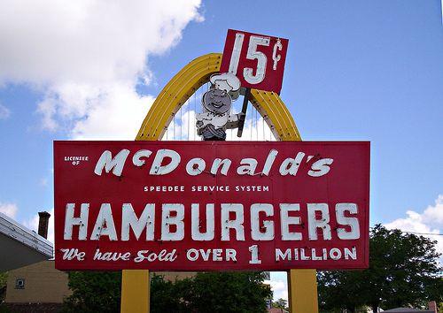 Mcdonalds Bandwagon Ads Bandwagon Adver...