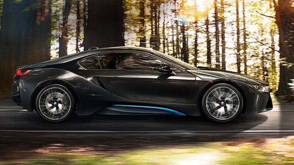 BMW i8: O automóvel desportivo mais moderno.