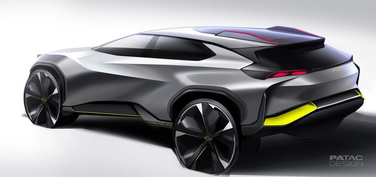 How PATAC Created the Chevrolet FNR-X - Car Design News