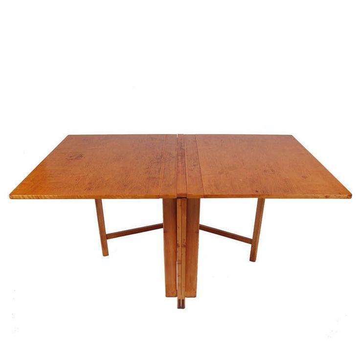 Early Bruno Mathsson Maria Expandable Dining Table
