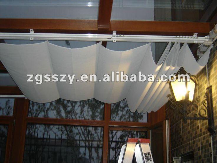 Best 25 skylight shade ideas on pinterest curtains on a - Cortinas para tragaluz ...