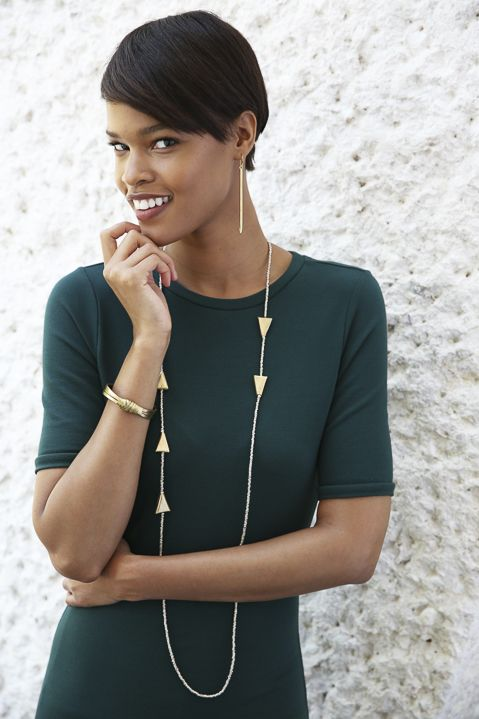 Desert Rope Necklace - Noonday Collection