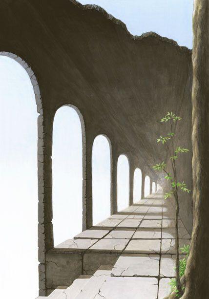 ここからの眺望はすばらしく、気分転換に足を運んでいる。若木が日々成長していくのを見るのも楽しみのひとつ。…