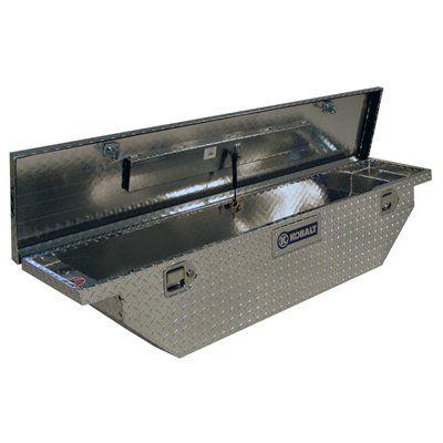Kobalt Aluminum Mid-Size Truck Tool Box