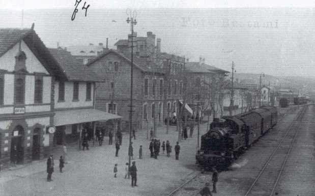 Ankara Tren Garı (1930)