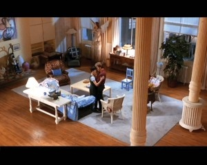 My Dream Apartment is essentially based on Molly's loft in the Movie Ghost
