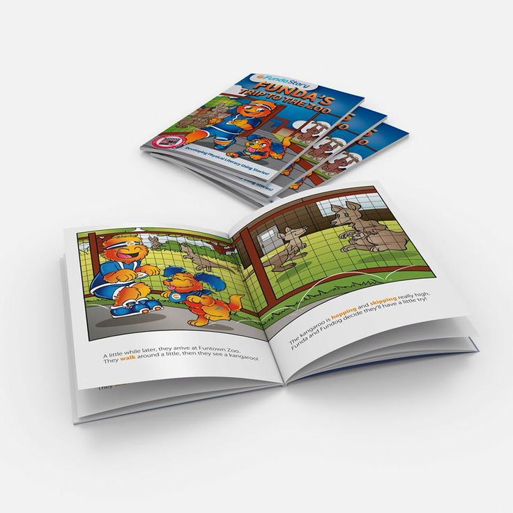 FUNDA STORY - Will be launching nationwide September 2015 for nursery and primary schools. contact OFSTED registered FUNDA www.fundaplay.co.uk