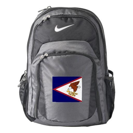 American Samoa Island backpack