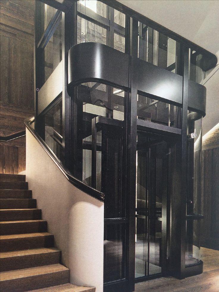 Christian Liaigre lift Clubhouse Korea