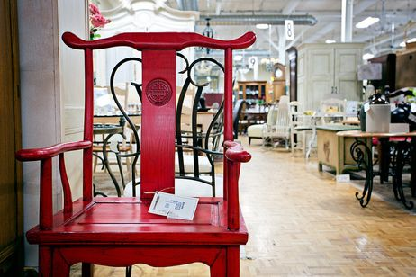 Toronto second-hand furniture