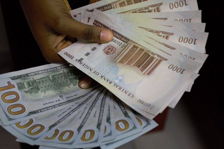 Today's Naira Rate Against The Dollar Pounds And Euro is Alarming......See Current Value
