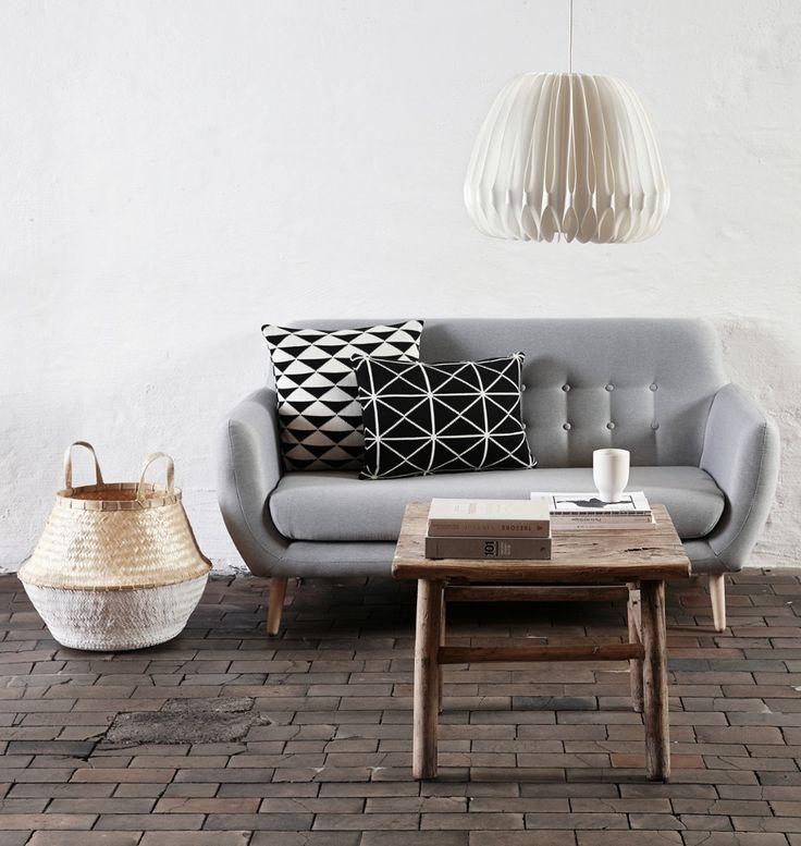 TOUCH this image: Hubsh sofa til 2 personer Kr. 4.995 by Nikolaj Ottesen