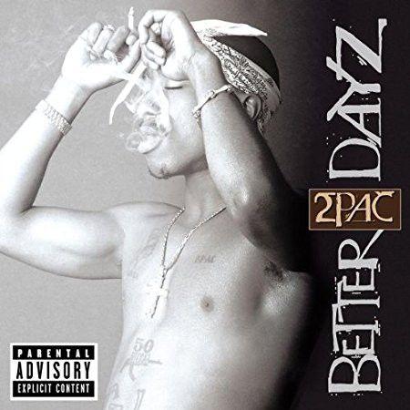 2Pac : Better Dayz 2xCD