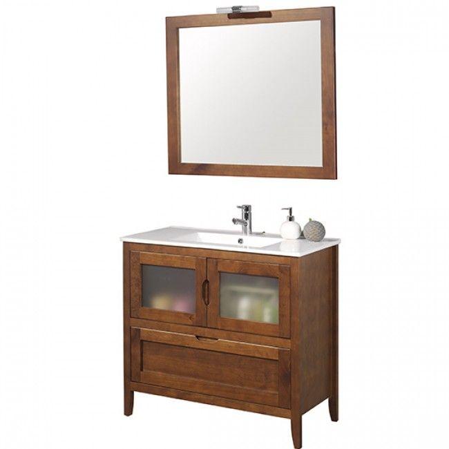17 mejores ideas sobre lavabos r sticos en pinterest - Mueble lavabo rustico ...