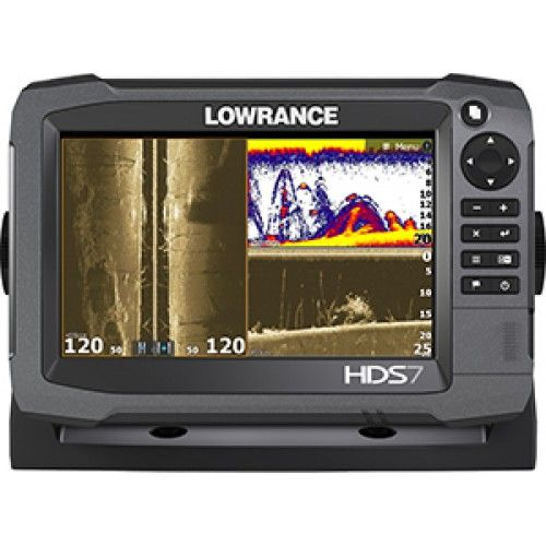 GPS-Plotter-Sonda Lowrance – Blog Sailing Week