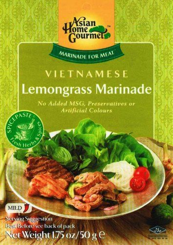 Asian Home Gourmet Vietnamese Barbecue Meat Marinade With Lemongrass 175Ounce Boxes Pack of 12 -- Check out this great product.Note:It is affiliate link to Amazon.