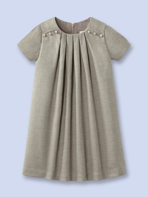 Jacadi GirlsAlicante Dress.  This dress makes me actually consider spending crazy money on E's clothes.