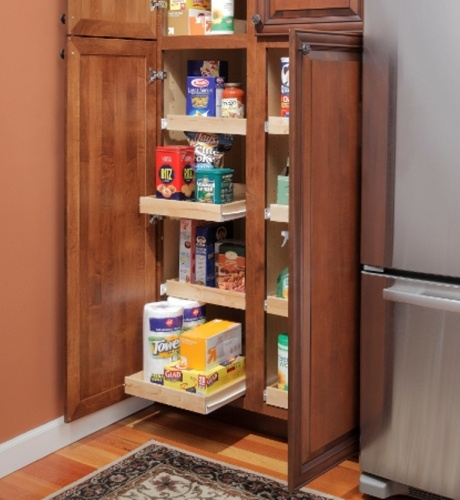33 Best Pull Out Pantry Shelves Images On Pinterest Pantry Cabinets Upper Cabinets And