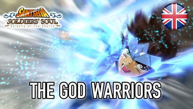 Saint Seiya Soldiers' Soul - PS3/PS4/Steam - The God Warriors (Japan Exp...