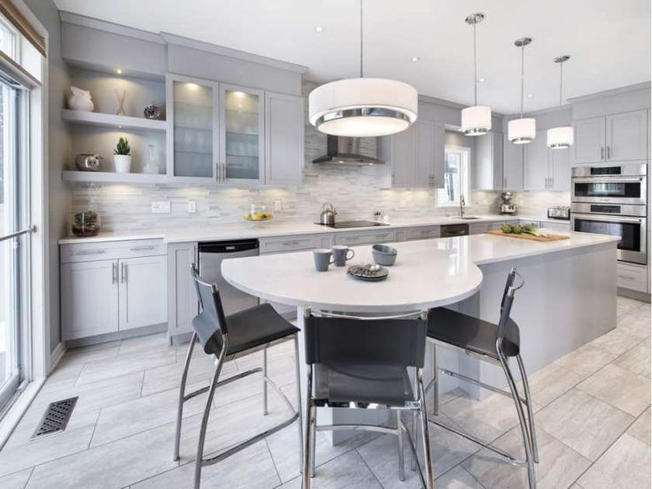 kitchen island ottawa winning kitchens and bathrooms come in 250 shades of white 13506