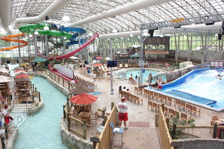 A summer visit to Jay Peak Resort's Pump House Indoor Waterpark