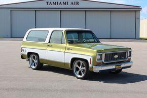 1974 Chevrolet Blazer   eBay Motors, Cars & Trucks, Chevrolet   eBay!