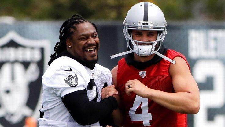 Lynch: Raiders' move hastened comeback plan #FansnStars