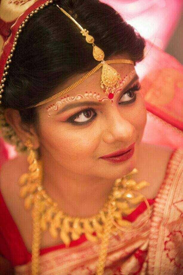 The Beautiful Bengali Bride