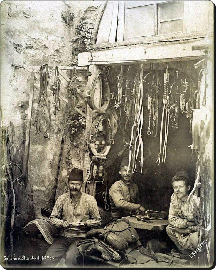 Semerciler - 1870-80'ler  Fotoğraf : Guillaume Berggren