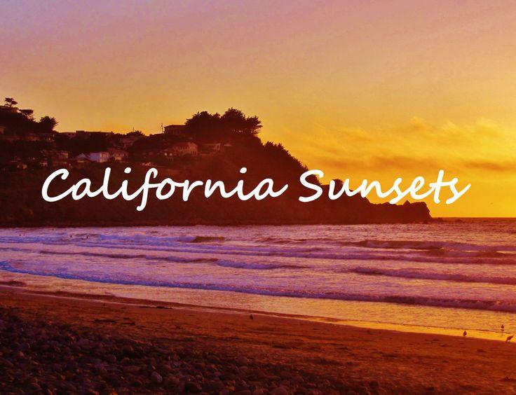 Love California Sunsets <3