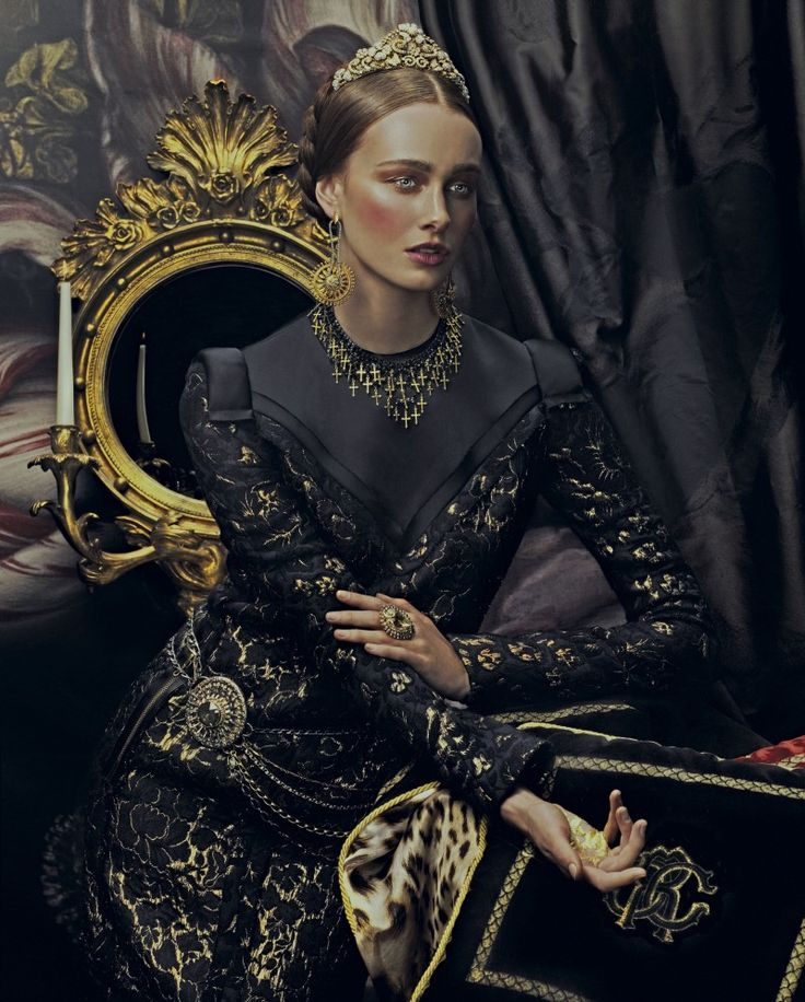 Andrew Yee Captures Baroque Style for How to Spend It Magazine | Fashion Gone Rogue: The Latest in Editorials and Campaigns