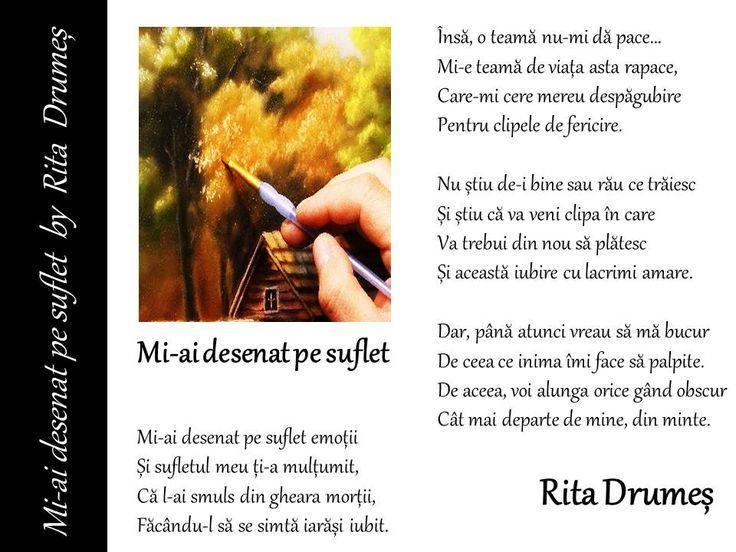 Blog Rita Drumes, articole,interviuri,poezii,citate,proza,agenda culturala, cronica de film,recenzii,povesti cu talc,psihologie,metafore terapeutice.