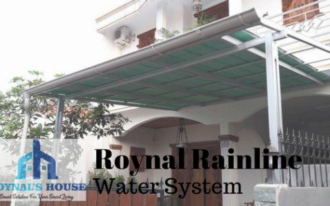 CV. ROYNAL'S HOUSE TALANG AIR HUJAN METAL BAJA GALVANIS EX LINDAB. MELAYANI PENJUALAN AREA JABODETABEK HUB: 021-84984741 – 081212407272
