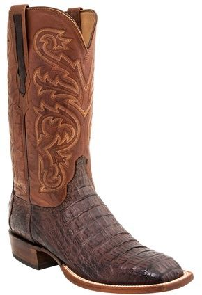 georgetowncowboyboots - Lucchese Since 1883 Heritage Hornback Horseman Caiman Boots H2020-Cal, $875.00 (http://www.georgetowncowboyboots.com/lucchese-since-1883-heritage-hornback-horseman-caiman-boots-h2020-cal/)