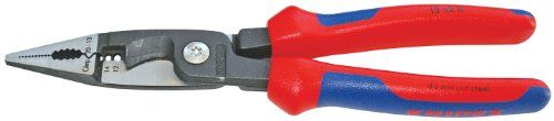 Knipex Tools  13 82 8 4 in 1 Electrical Installation Pliers  with  Comfort Grip Handle, Red and Blue KNIPEX Tools http://www.amazon.com/dp/B00DEMW7V6/ref=cm_sw_r_pi_dp_cWjmub0PM1D2K