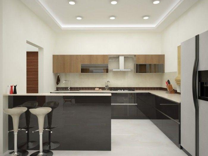 wohnideen küche einzelne module bieten einen hohen wohnkomfort - fliesenspiegel küche selber machen