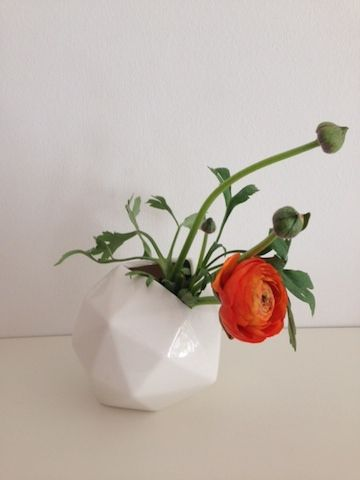 some flowers in vases from @Bloomingville - ever changing homes www.nord-design.at