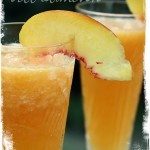 Bellinis and Peaches on Pinterest