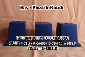 base plastik kotak- Pabrik Trophy Ana