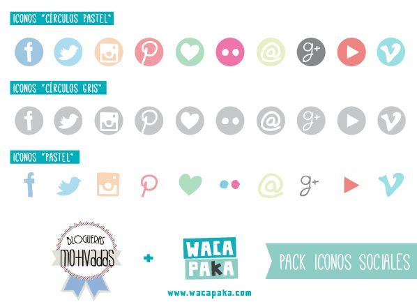 Blogueras motivadas: iconos sociales | wacapaka