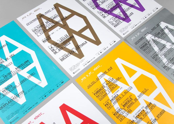 AAAA: Spanish Design, Santa Mònica, Branding Design, Claret Serrahima, Corporate Identity, Santa Monica, Graphics Design, Art Santa, Clase Bcn